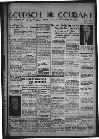 Goudsche Courant 1941-02-14