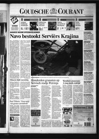 Goudsche Courant 1995-08-05