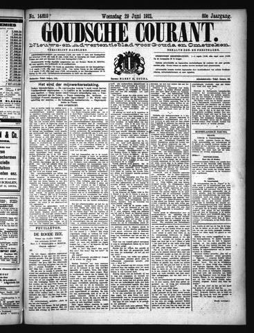 Goudsche Courant 1921-06-29