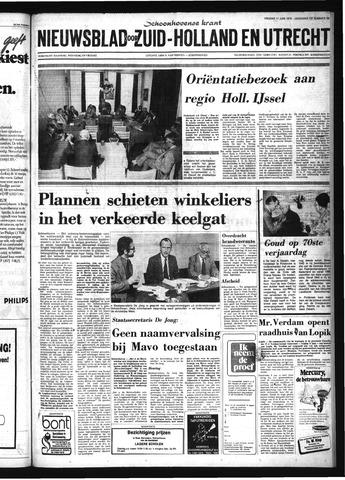 Schoonhovensche Courant 1976-06-11