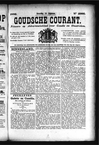 Goudsche Courant 1889-08-24
