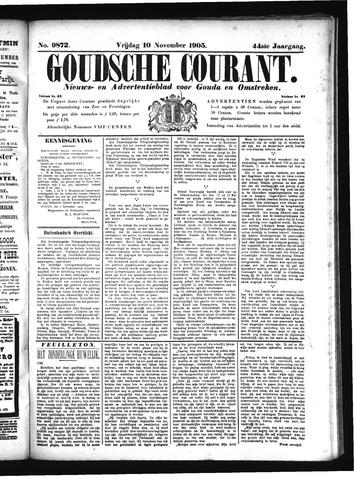 Goudsche Courant 1905-11-10
