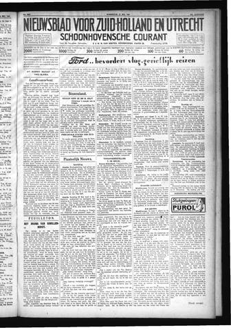Schoonhovensche Courant 1931-05-27