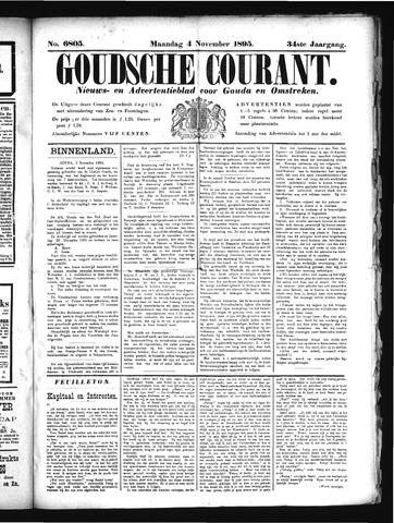 Goudsche Courant 1895-11-04