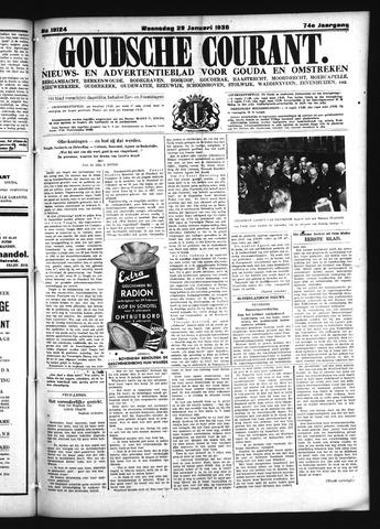 Goudsche Courant 1936-01-29