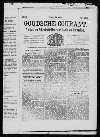 Goudsche Courant 1871-10-13