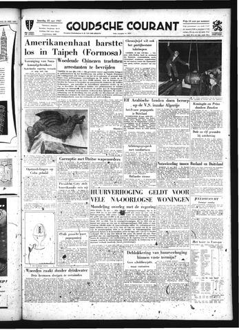 Goudsche Courant 1957-05-25