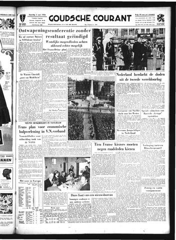 Goudsche Courant 1956-05-05