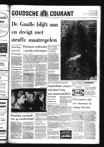 Goudsche Courant 1968-05-31