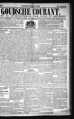 Goudsche Courant 1922-04-20