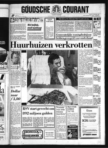 Goudsche Courant 1985-02-22