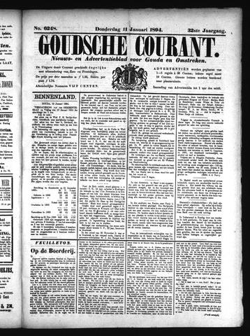 Goudsche Courant 1894-01-11