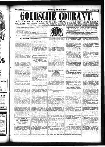 Goudsche Courant 1929-05-14