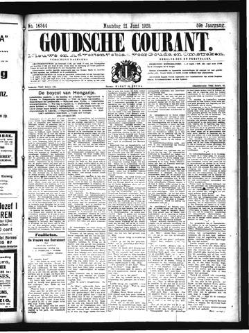 Goudsche Courant 1920-06-21