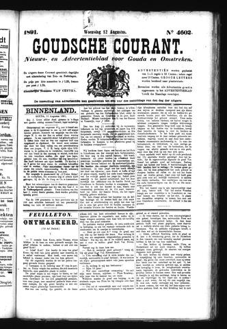 Goudsche Courant 1891-08-12