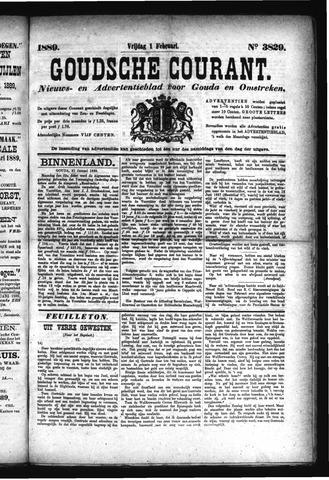 Goudsche Courant 1889-02-01