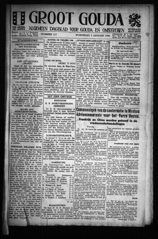 Groot Gouda 1946-01-02
