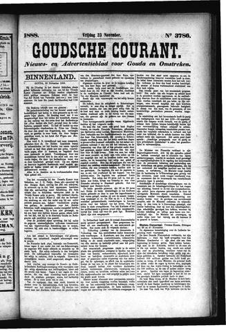 Goudsche Courant 1888-11-23
