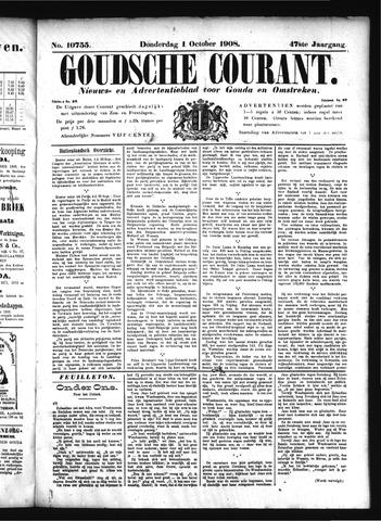 Goudsche Courant 1908-10-01