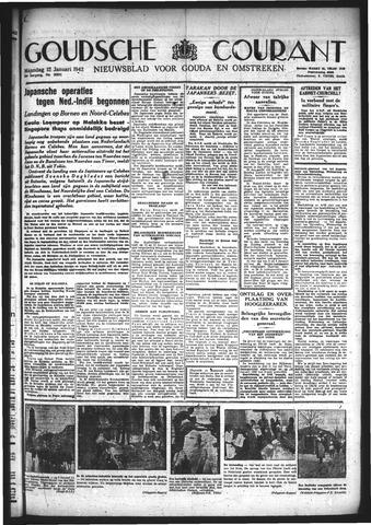 Goudsche Courant 1942-01-12