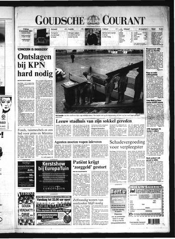 Goudsche Courant 2001-11-09