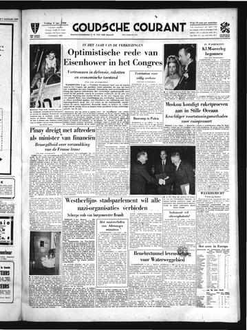 Goudsche Courant 1960-01-08