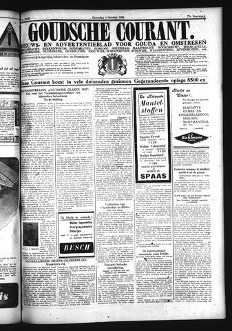 Goudsche Courant 1938-10-01