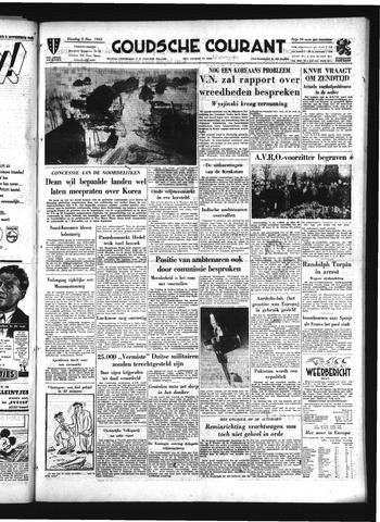 Goudsche Courant 1953-11-03