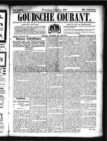 Goudsche Courant 1919-10-01