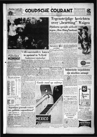 Goudsche Courant 1962-04-02