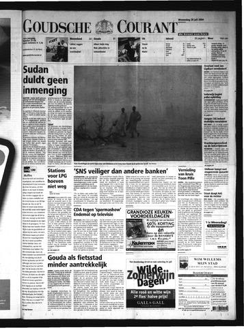 Goudsche Courant 2004-07-28