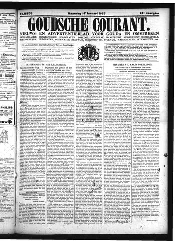 Goudsche Courant 1935-01-14