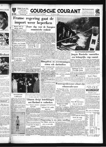 Goudsche Courant 1957-06-18