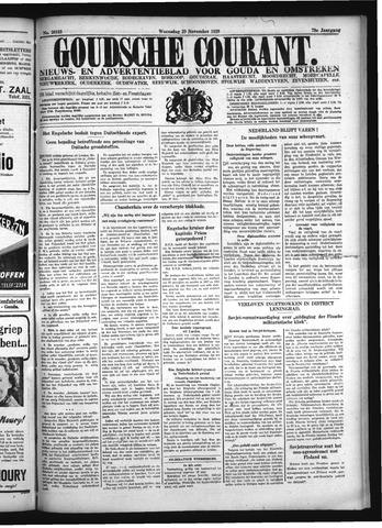 Goudsche Courant 1939-11-29