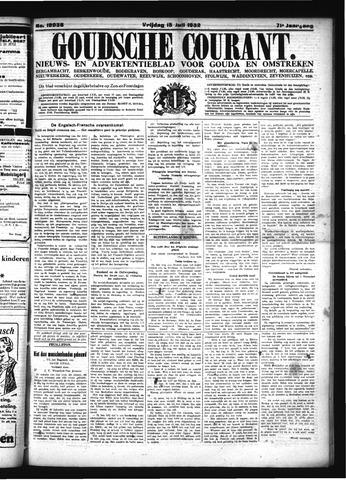 Goudsche Courant 1932-07-15