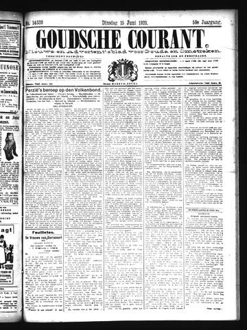 Goudsche Courant 1920-06-15