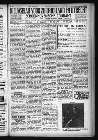 Schoonhovensche Courant 1932-11-21