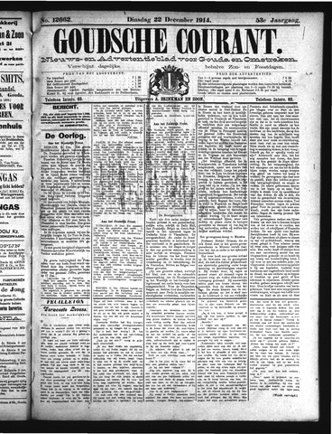 Goudsche Courant 1914-12-22