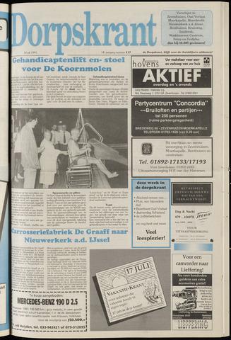 Dorpskrant 1991-07-10