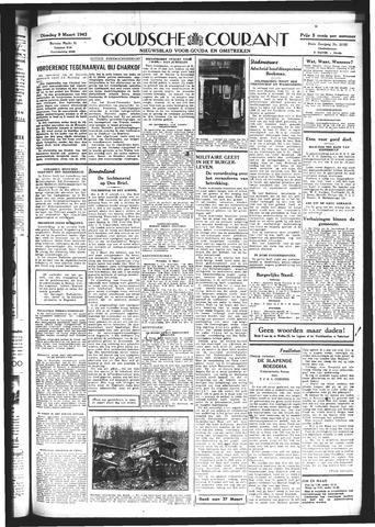 Goudsche Courant 1943-03-09