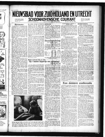Schoonhovensche Courant 1949-06-17