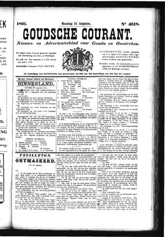 Goudsche Courant 1891-08-31