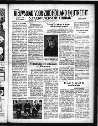 Schoonhovensche Courant 1951-01-19