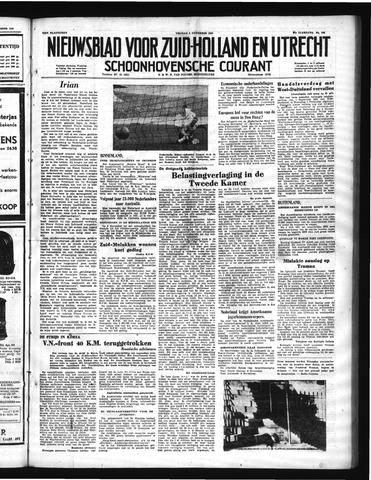 Schoonhovensche Courant 1950-11-03