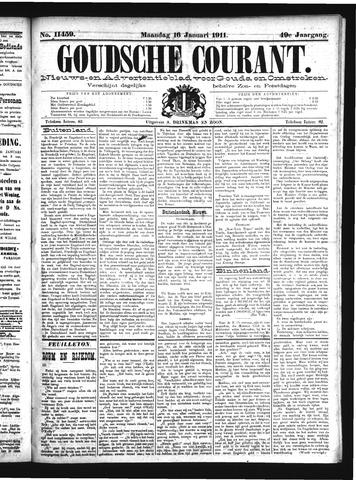 Goudsche Courant 1911-01-16