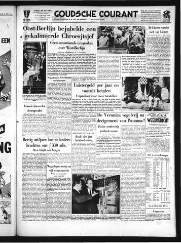 Goudsche Courant 1960-05-20