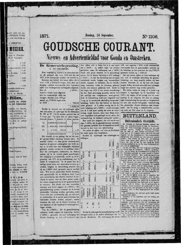 Goudsche Courant 1871-09-24