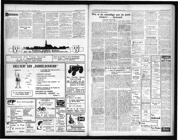 Schoonhovensche Courant 1960-03-16