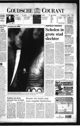 Goudsche Courant 2002-04-18