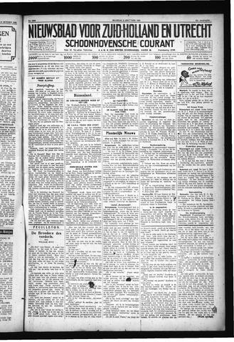 Schoonhovensche Courant 1930-11-03